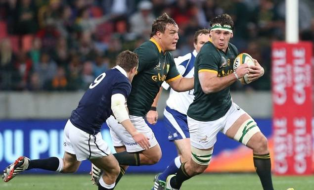 Rugby is the 9th popular sport in the World