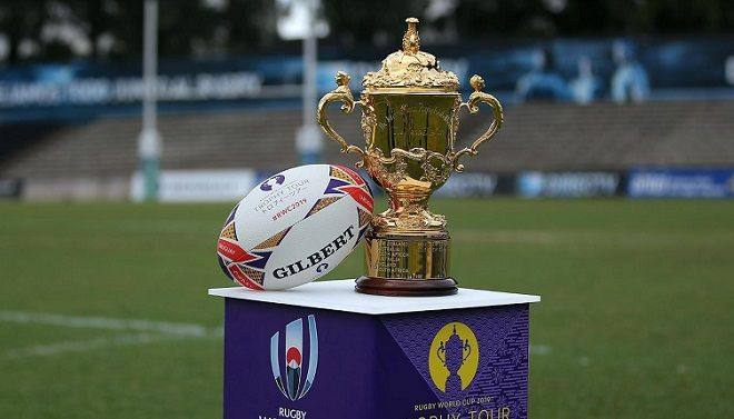 Rugby World Cup 2019 Fixtures