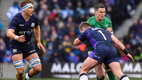 Ireland vs Scotland Live Stream Rugby World Cup 2019