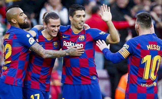 Highest Selling Football Clubs Jerseys is Barcelona FC