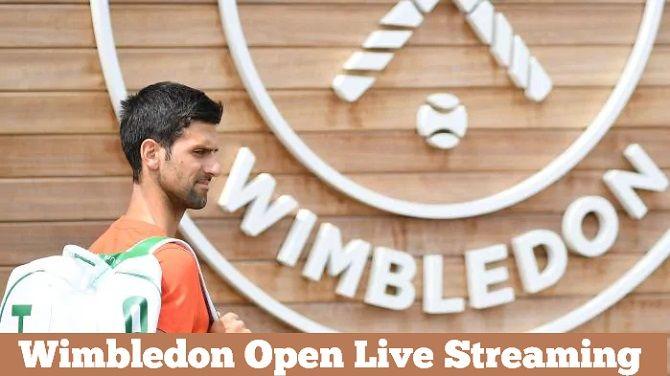 Wimbledon Live Streaming Tennis