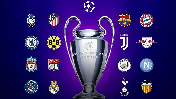 Champions League Live Streaming