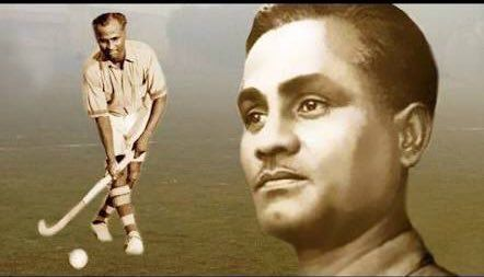 Dhyan Chand the greatest field Hockey player of all time