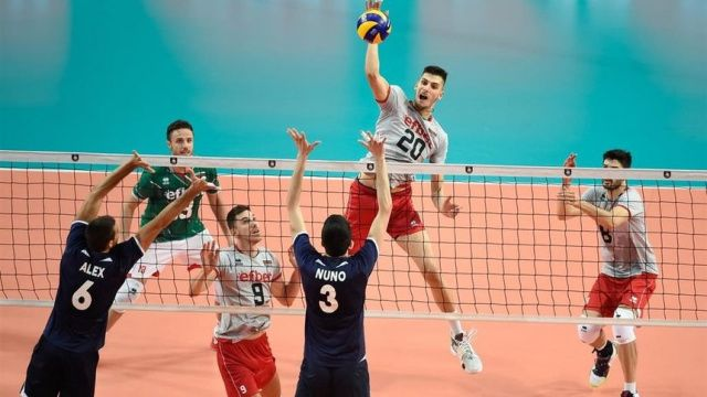 Volleyball is the 6th most popular sport in the World