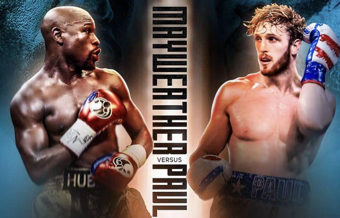 Floyd Mayweather vs Logan Paul Fight Date