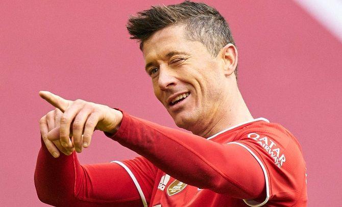 Robert Lewandowski: Bundesliga 2021/22 Golden Boot Prediction Winner