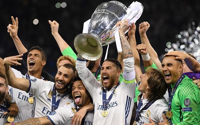 UEFA Champions League Prize Money  Winners Real Madrid