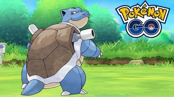 Blastoise - The Best Water Type Pokemon in Pokemon GO