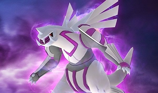 Palkia - the Strongest Water Type Pokemon in Pokemon GO