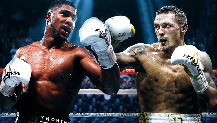 Anthony Joshua vs Oleksandr Usyk Fight Purse Payouts