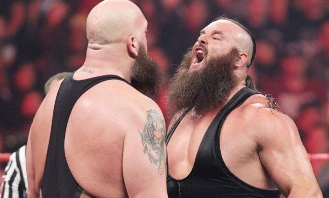 WWE Wrestlers Released in June 2021 including Braun Strowman
