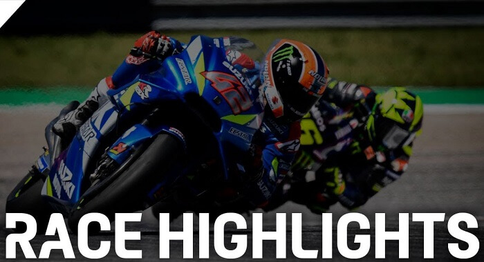 MotoGP Highlights Video
