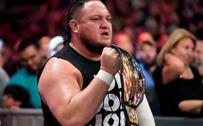 Joe released from WWE
