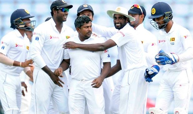 Sri Lanka Test Squad for Eng Tour