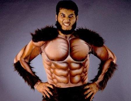 Giant Gonzalez is the tallest WWE superstar