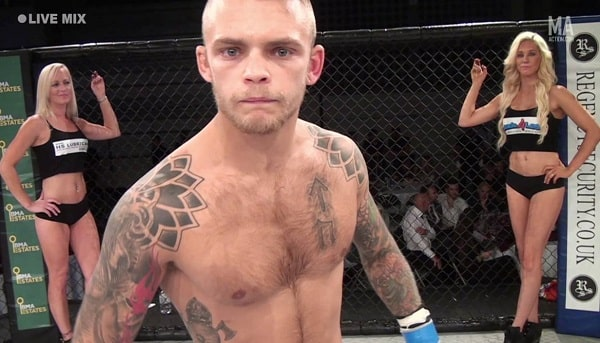 Kenneth Allen is the Worst MMA Fighters Of All Time
