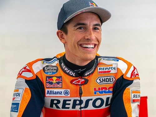 Marc Marquez is the richest MotoGP rider in the world