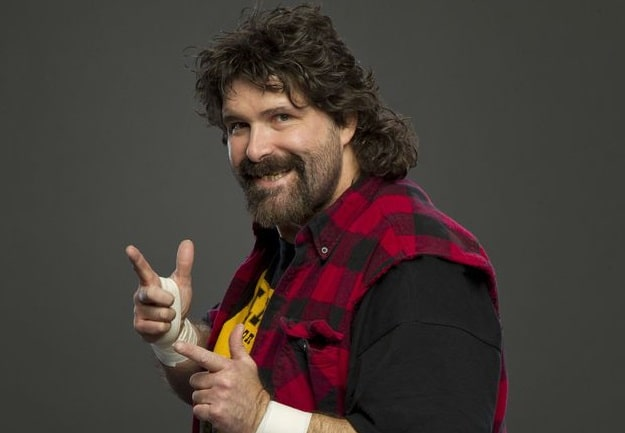 Mick Foley is one of the greatest WWE superstars of all time