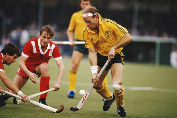 Ric Charlesworth is one of the  the greatest field Hockey players of all time