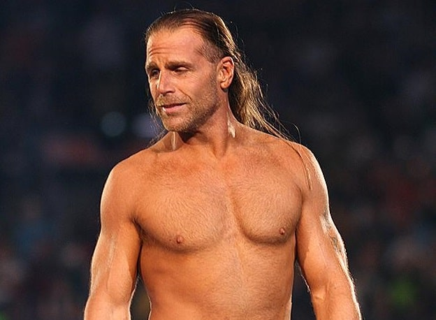 Shawn Michaels is one of the greatest WWE superstars of all time