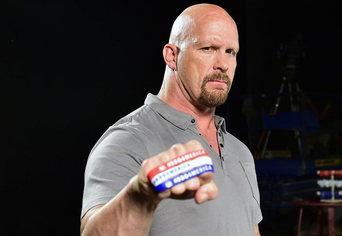 Stone Cold Steve Austin the greatest WWE superstar of all time