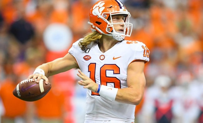 Jacksonville Jaguars's Trevor Lawrence is expected to be the best NFL rookie QB in 2021