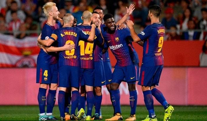 Barcelona Live Stream